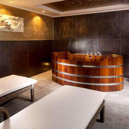 Relaxace v privátním hotelovém wellness pro 2