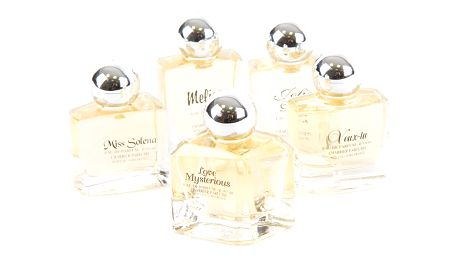 Dárková sada francouzských parfémů Charrier Parfums DR201, 5 ks