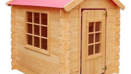 Marimex | Dětský dřevěný domeček Vilemína | 11640360