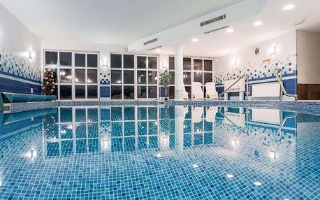 Od jara až do podzimu s wellness v hotelu Inovec ***