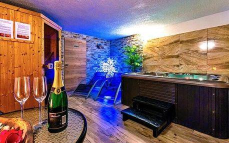 Lipno: Hotel Stará Škola na Šumavě s privátním wellness, slevami na skipasy, vstupy a polopenzí