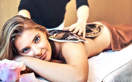 Relaxujte naplno: balíček s masáží i zábaly