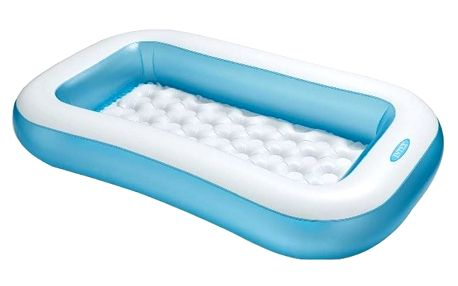 Marimex   Nafukovací dětský bazén - modrý   11630113