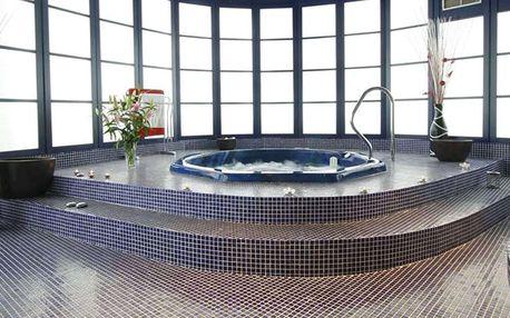 Hotel Morris v České Lípě s plnou penzí a wellness procedurami až do 31.3.2020