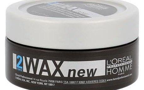 L´Oréal Professionnel Homme Definition Wax 50 ml vosk na vlasy pro lesk a styl pro muže