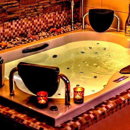 Pohádkový relax v privátním wellness: 1–2 hodiny