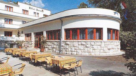 Maďarsko - Harkány na 6-7 dnů, snídaně v ceně