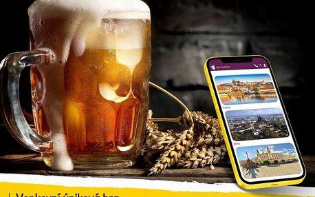 Tour de Beer - Výlet do budoucnosti