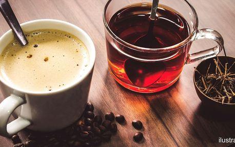 Voucher na speciální kávu i čaj: 100–300 Kč