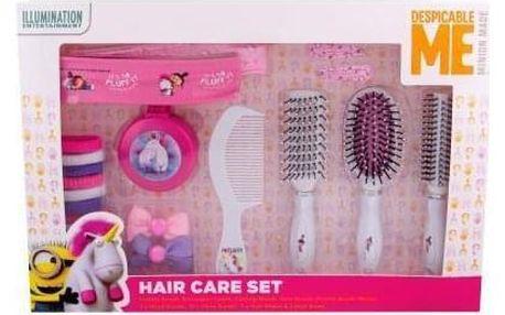 Minions Unicorns dárková kazeta pro děti Complete Hair Care Kit