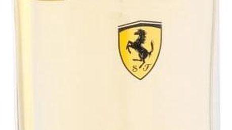 Ferrari Scuderia Ferrari Red 125 ml toaletní voda tester pro muže