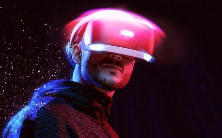 1–3 hod. virtuální reality pro 1–6 hráčů