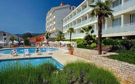 Prodloužený víkend v Rabacu v hotelu s polopenzí, Istrie