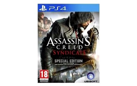 Hra UBISOFT Assassin's creed Syndicate Special Ed. PS4