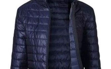 Lehká prošívaná bunda - Černá-velikost č. 3 - dodání do 2 dnů