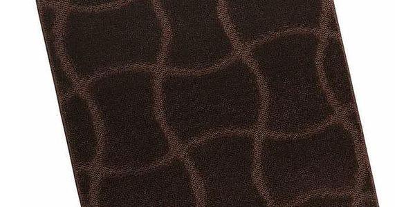 Bellatex Koup. předložka-STANDARD 60x100 Čokoláda
