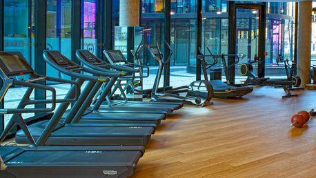 Prémiové fitness v Karlíně: 1 vstup či členství