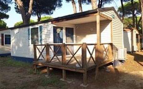 Kemp Cesenatico - Mobile home Pineta - VLASTNÍ DOPRAVA, Emilia Romagna