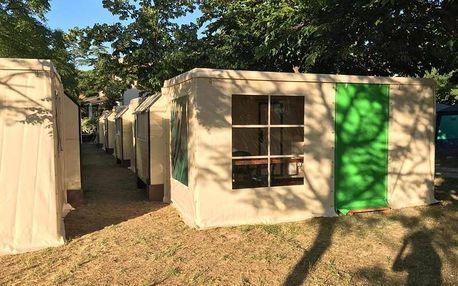 Kemp Cesenatico - karavany - VLASTNÍ DOPRAVA, Emilia Romagna