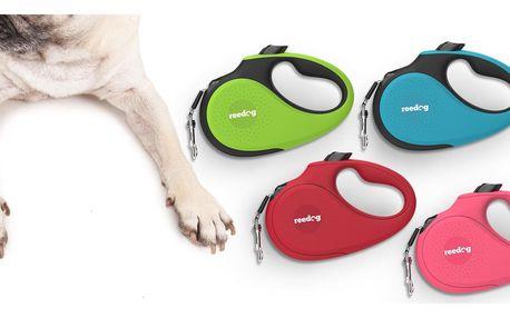 Samonavíjecí vodítka Reedog pro malé i velké psy