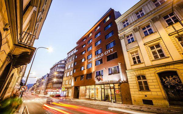 Archibald City Hotel Prague****