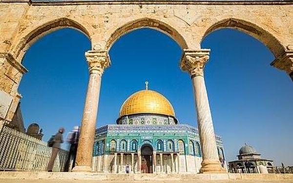 Okruh po Svaté zemi, Izrael, letecky, strava dle programu2