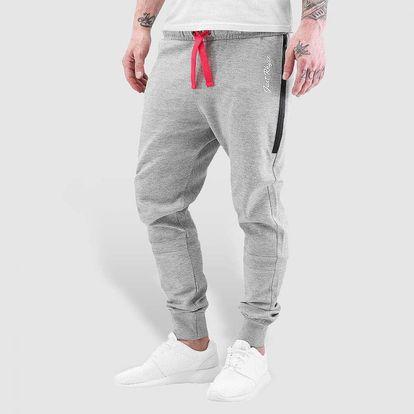 Just Rhyse / Sweat Pant Big Pocket in grey 2XL