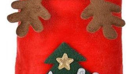Vánoční obleček pro pejska - velikost č. 2 - dodání do 2 dnů
