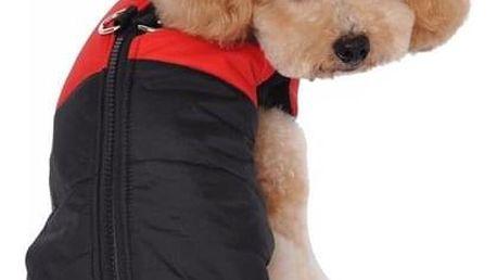 Voděodolná vesta pro psy ve více velikostech - Modrá-L - dodání do 2 dnů