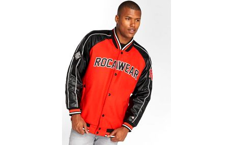 Rocawear / Bomber jacket Bomber in red XL