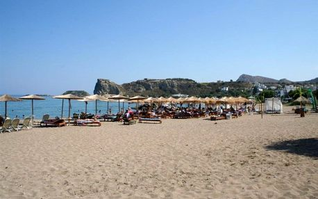 Řecko - Rhodos letecky na 9-16 dnů