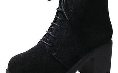 Dámské boty na podpatku Rola - dodání do 2 dnů