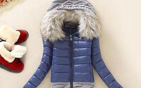 Dámská bunda Miah - Námořní Modrá-L/XL - dodání do 2 dnů