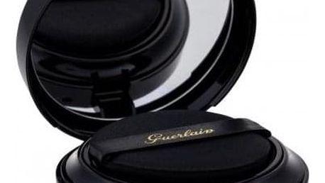 Guerlain Lingerie De Peau Cushion SPF25 14 g make-up proti známkám únavy pro ženy 03N Natural