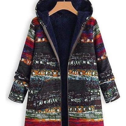 Kabátová mikina Miranda - dodání do 2 dnů