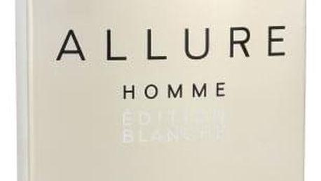 Chanel Allure Homme Edition Blanche 150 ml parfémovaná voda pro muže