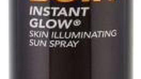 PIZ BUIN Instant Glow Spray SPF15 150 ml voděodolný sprej na opalování pro ženy