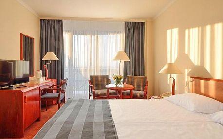 Maďarsko blízko lázní Bükfürdo v Danubius Hotel Bük **** s all inclusive a neomezeným wellness