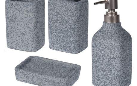 Koopman Koupelnová sada Concrete, 4 ks