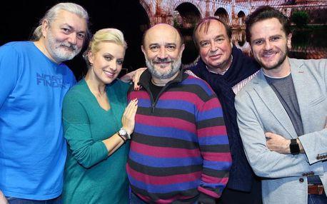 Koncert vážné hudby: Belcanto v opeře a muzikálu