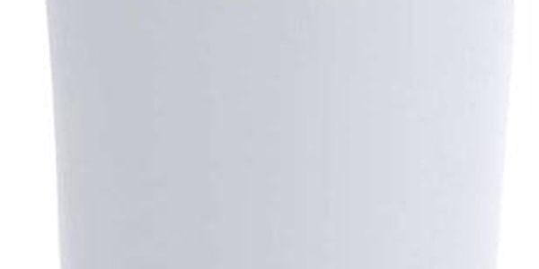Nádoba na WC CONI WHITE + štětka, WENKO