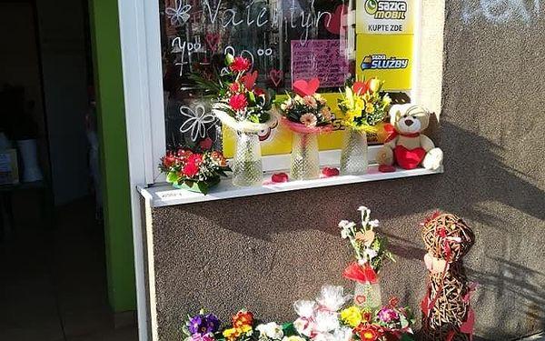 Rozvoz květin po Brně4
