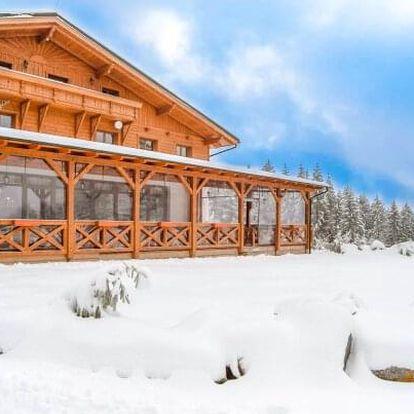 Beskydy u ski areálů v Hotelu Martiňák *** s polopenzí a wellness + Tropic