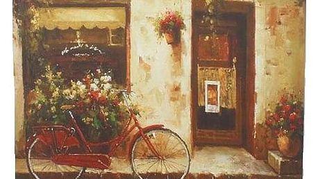 Obraz na plátně Bike, 56 x 46 cm