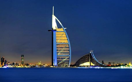 Spojené arabské emiráty - Dubaj letecky na 6 dnů, snídaně v ceně