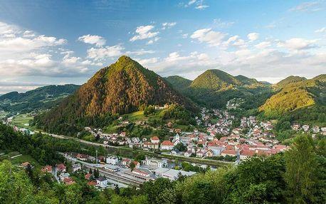Slovinsko autobusem na 5 dnů, polopenze