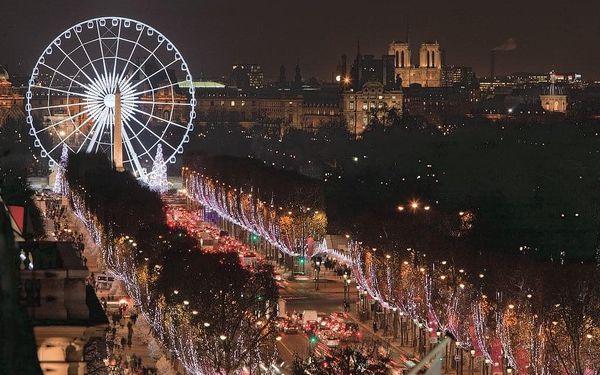 Vánoční Paříž - adventní romantika pod Eiffelovou věží, Île-de-France, autobusem, bez stravy3