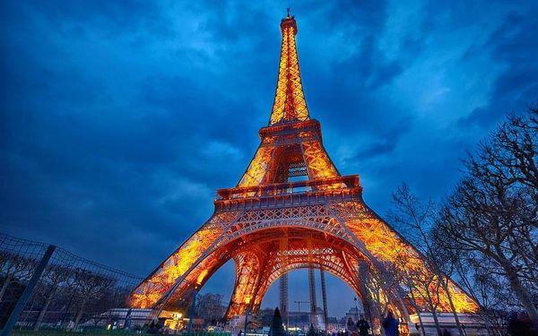 Vánoční Paříž - adventní romantika pod Eiffelovou věží, Île-de-France, autobusem, bez stravy5