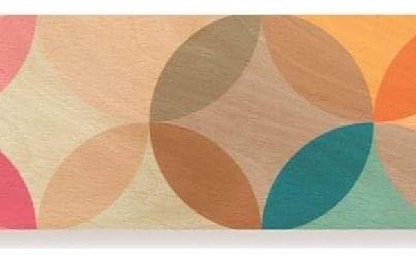 Remember Magnetický věšák na klíče, dřevěná tabulka s nevšedním designem2