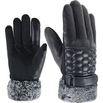 Pánské zimní rukavice Rhys - dodání do 2 dnů